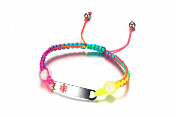 Childrens' Medical Alert Bracelet